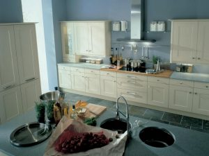 Avilon Ivory kitchen