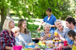 Barbecue tips family