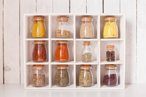 Kitchen Storage Hacks Grains and Seeds