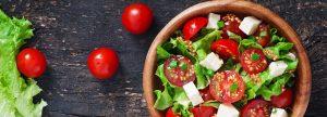 Salads Healthy Eating Tomato Feta