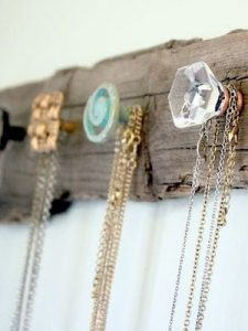 Jewellery Door Knob Holder
