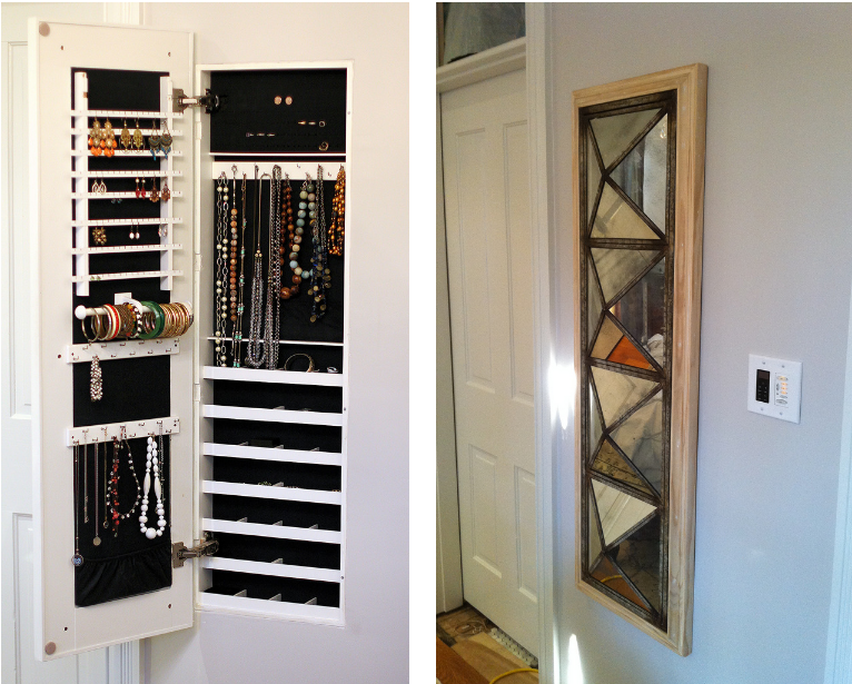 Jewellery Cabinet Concealed Pinterest Aims