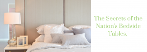 The Secrets of the Nation's Bedside Tables