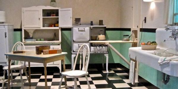 30s style kitchen