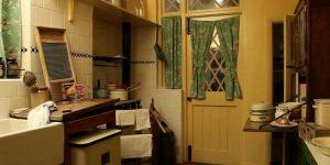 40s style kitchen
