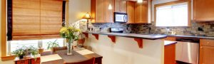 Make a kitchen homely