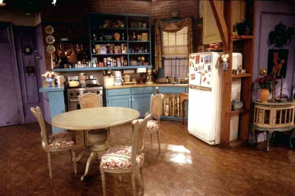 Friends kitchen