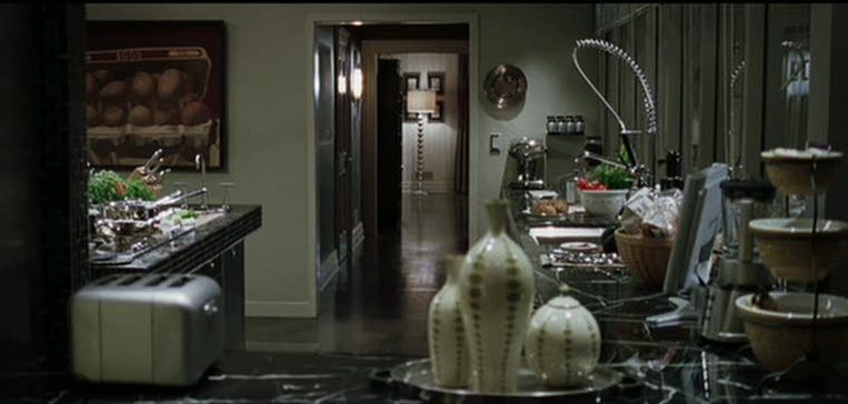 Mr and Mrs Smith kitchen