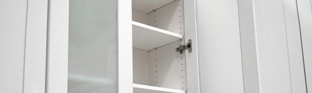 How to organise kitchen cupboards and cabinets