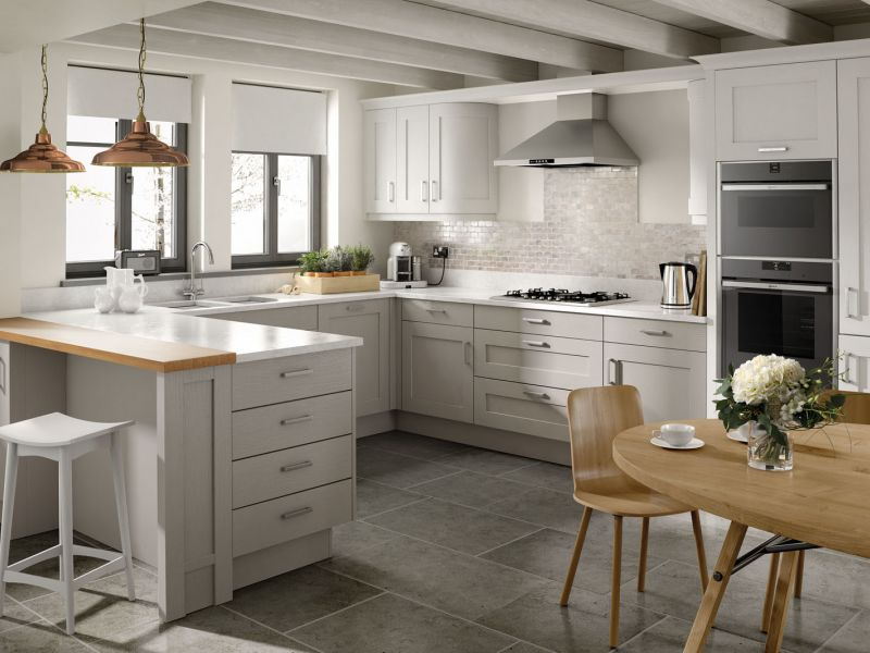 Mornington Shaker kitchen units