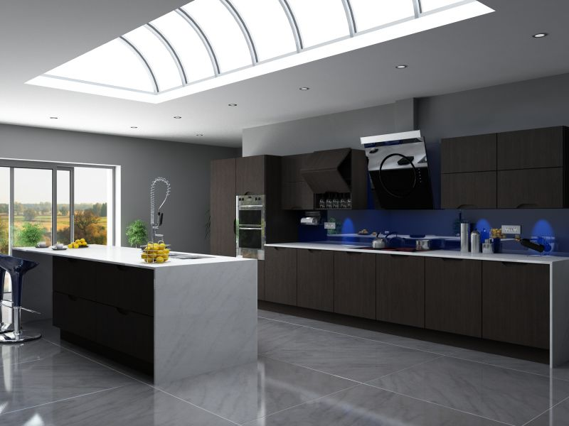 Unique Metropole kitchen units