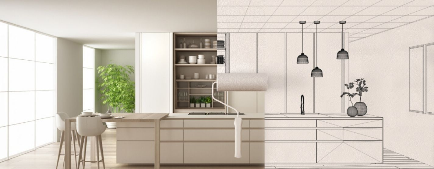 Upgrading a kitchen for less